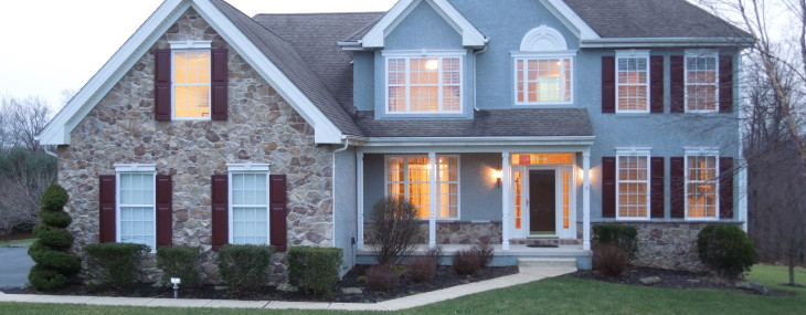 Expert Answers: Why Can't I Look at a House with Stucco?