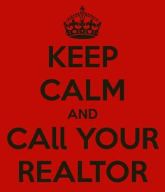 Call a REALTOR for a great real estate buying experience